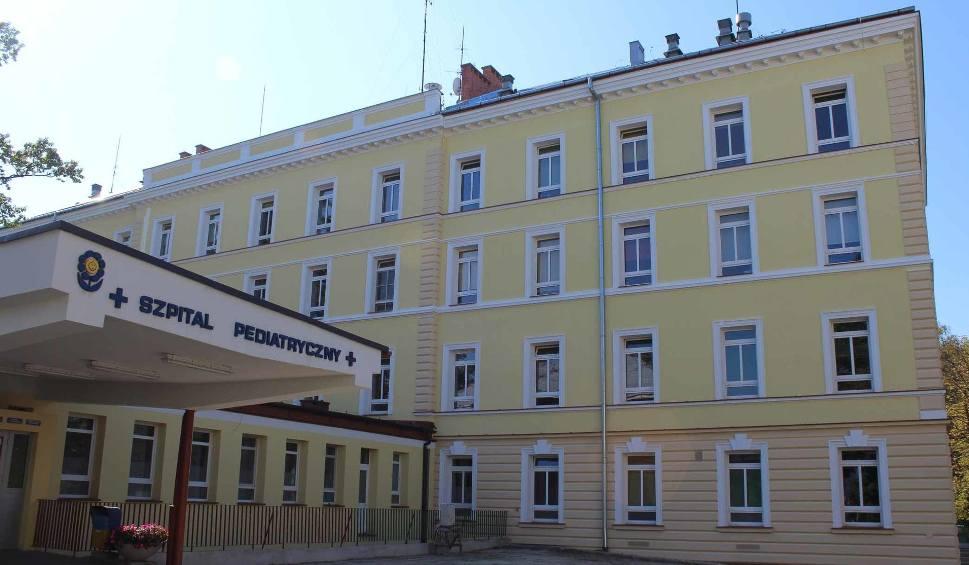 Film do artykułu: Szpital Pediatryczny w Bielsku-Białej. Modernizacji ciąg dalszy