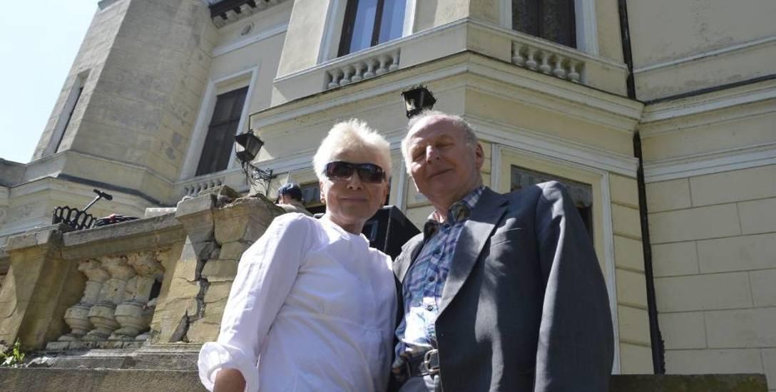 Grażyna i Antoni Kaczmarkowie woleliby, żeby miasto nie sprzedawało zabytkowej willi