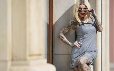 "Adrianna Eisenbach -bohaterka serialu ttv ""Królowe Życia"""