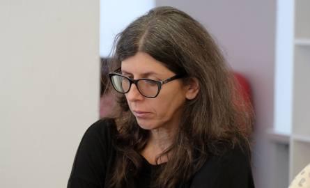 Mam takie poczucie, że jeszcze mogę zrobić coś sensownego - mówi Monika Szewczyk, dyrektor Galerii Arsenał od 1990 roku