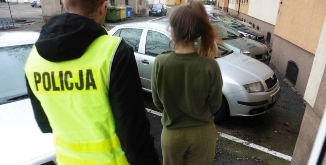 Daria Ch. blisko rok przebywała w areszcie. Teraz odpowiada z wolnej stopy. Ma dozór policyjny.
