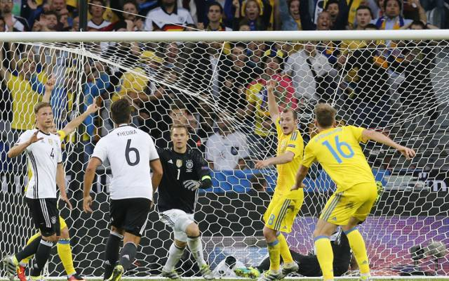 mecz niemcy ukraina online