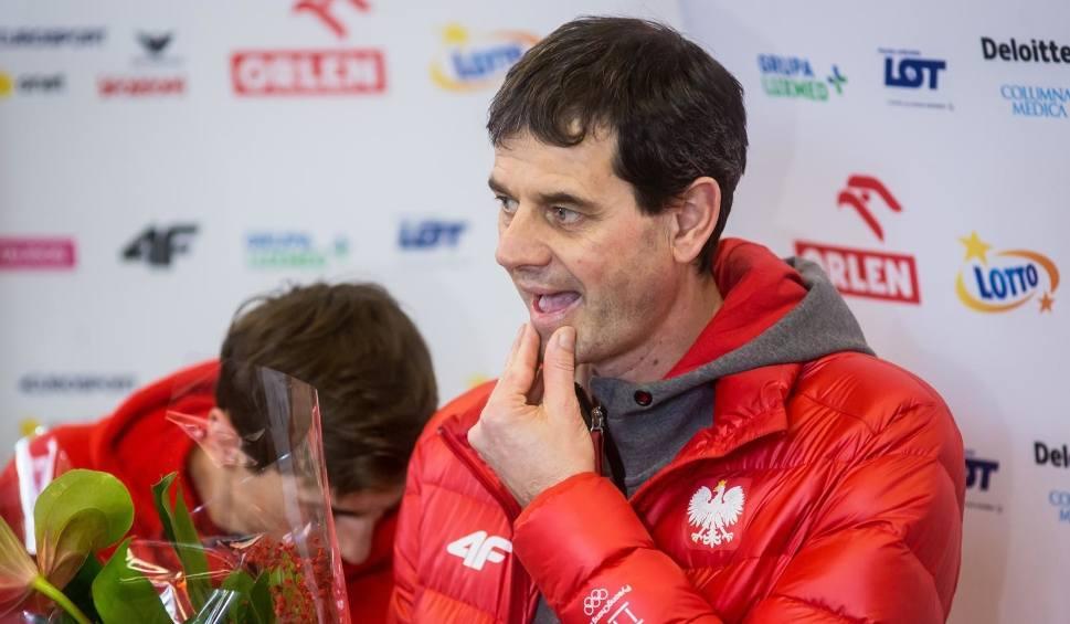 Film do artykułu: Skoki narciarskie. Oficjalnie: Stefan Horngacher zostaje. Kontrakt przedłużony o rok