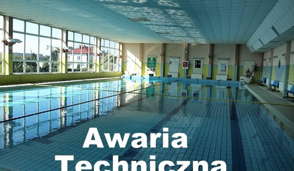 Film do artykułu: Awaria basenu w Skarżysku. Pływalnia będzie zamknięta