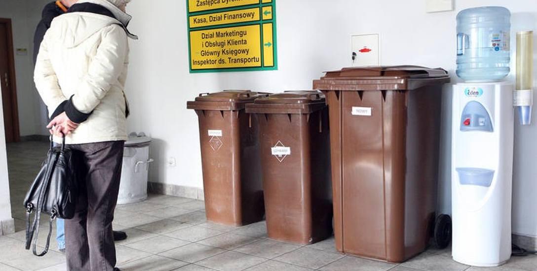 Urząd: Z tych bioodpadów jeszcze będzie kompost jak się patrzy. Ale trzeba czasu