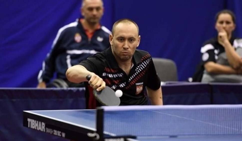Film do artykułu: Żagań. Tomasz Jakimczuk został złotym medalistą międzynarodowych zawodów w tenisie stołowym.
