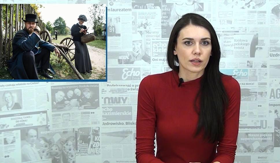 Film do artykułu: [Wiadomości Echa Dnia] Kręcą u nas najdroższy polski serial