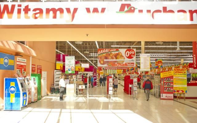 Kradzież W Auchan Dziennikzachodnipl
