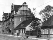 Neobarokowy pałac braci Karola i Emila Steinertów przy ul. Piotrkowskiej 272a/272b.