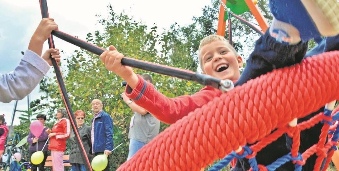 Najwięcej propozycji mieszkańców dotyczy budowy placów zabaw i miejsc rekreacji.