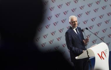 Jarosław Gowin, chciał, by projekt najpierw poznało środowisko akademickie, a później politycy