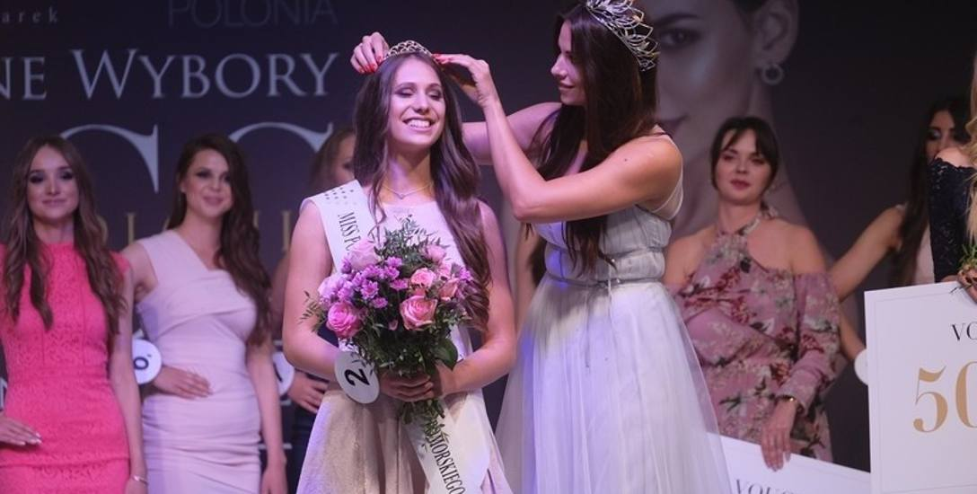 Koronę i tytuł Miss Polonia województwa kujawsko-pomorskiego zdobyła 19-letnia Jesica Walecka z Chełmży.