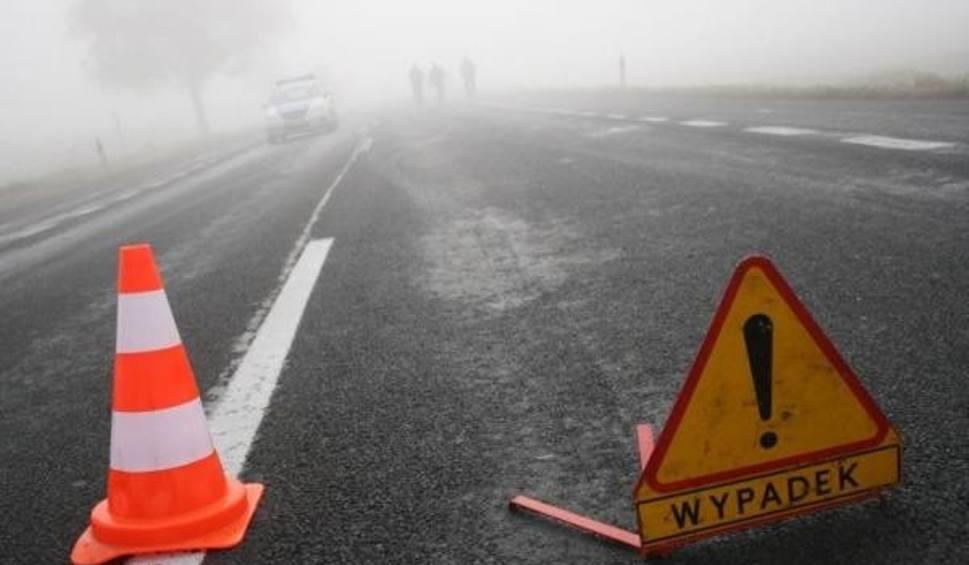 Film do artykułu: Tragiczny wypadek pod Kozienicami. Szedł środkiem nieoświetlonej drogi i zginął