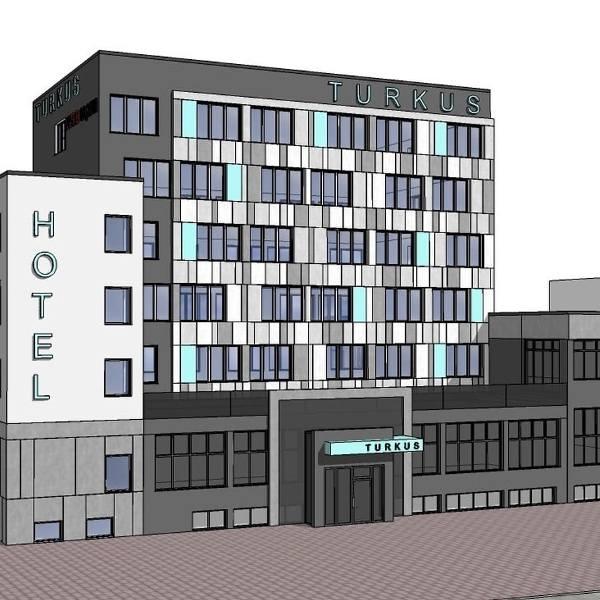 Tak ma wyglądać hotel Turkus po modernizacji