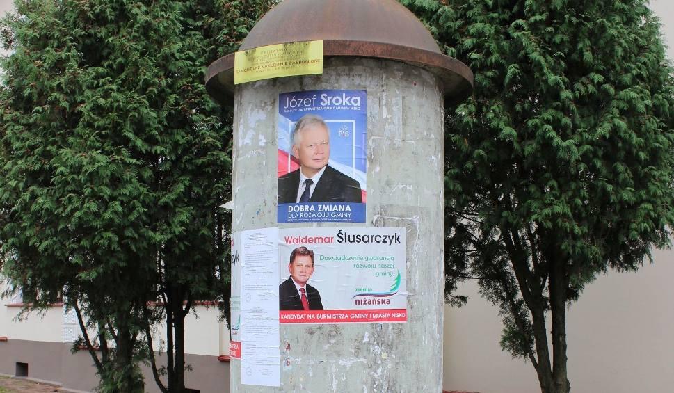 Film do artykułu: Wybory samorządowe 2018. W gminie Nisko wyborcy pójdą do urn drugi raz wybierać burmistrza