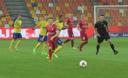 Tomasz Podgórski zdobył swoją pierwszą bramkę od lipca, ale Podbeskidzie ostatecznie zremisowało z rewelacyjnym beniaminkiem