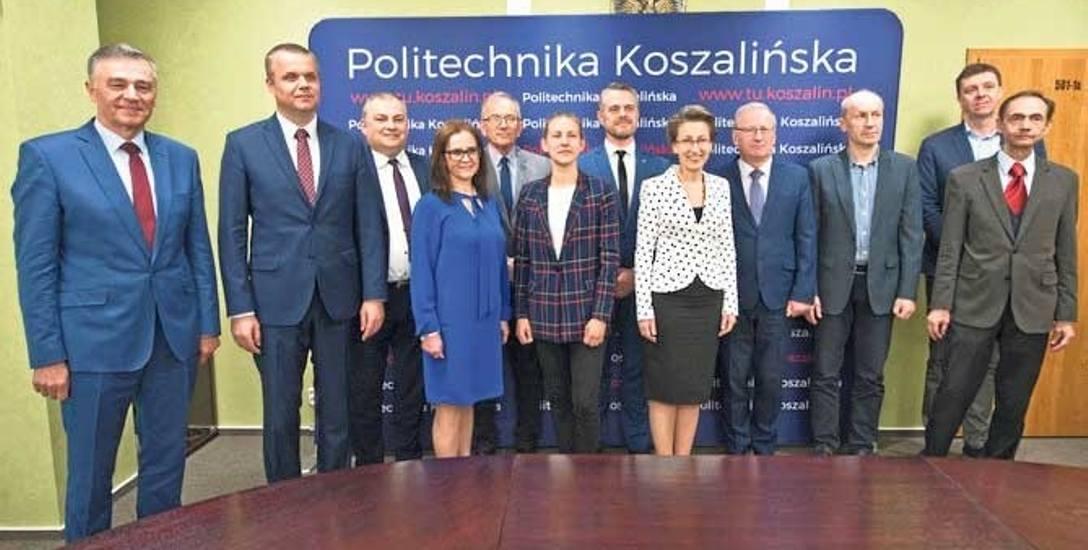 Kadencja pierwszej Rady Uczelni PK potrwa do 31 grudnia 2020 r.; to nowy organ, który działa obok rektora i senatu
