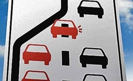 Jazda na suwak jest zasadą ruchu drogowego w Niemczech. Czy u nas nie sprawdziłaby się?