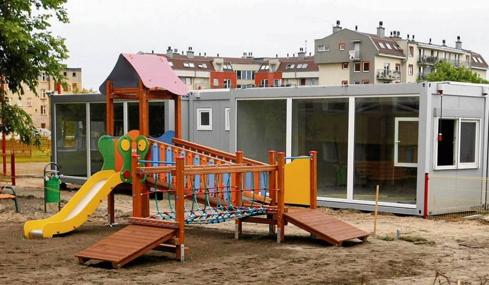 W Krakowie powstanie pierwsze przedszkole w kontenerze