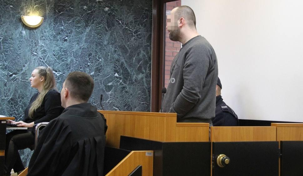 Film do artykułu: Nożownik z galerii VIVO! przed sądem w Tarnobrzegu:  - Nie chciałem nikogo zabić, chciałem zranić... (zdjęcia)