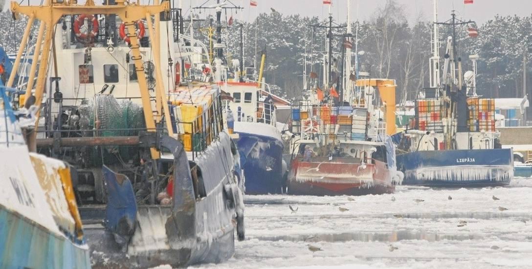 Szkuner na stałe wpisał się w portowy krajobraz Władysławowa. Spółka działa od 1955 roku
