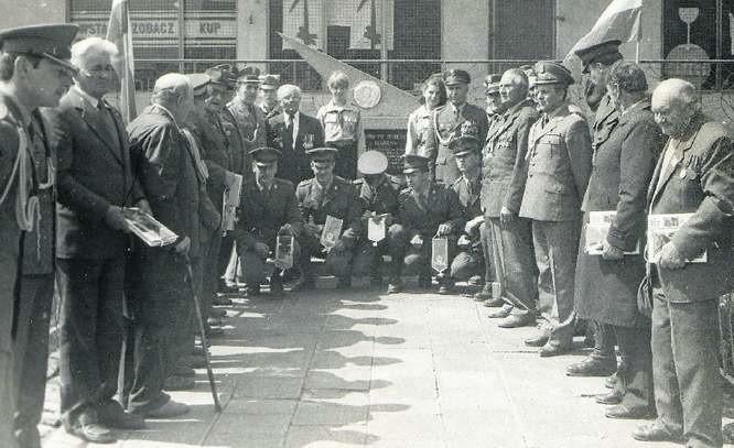 Przez lata odbywały się spotkania kombatantów