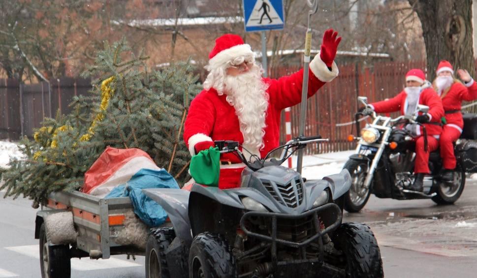 Film do artykułu: Mikołajowa Parada Motocyklowa w Rudniku nad Sanem