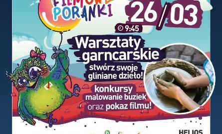 Filmowe Poranki - Helios Galeria Rzeszów
