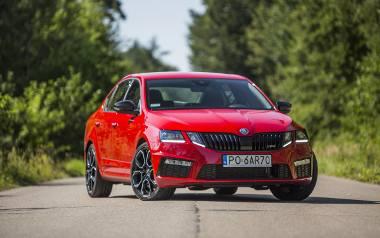 Skody Fabia i Octavia - dwa najpopularniejsze auta polskiego rynku w 2017 roku