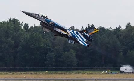 Pokazy lotnicze Air Show 2015 w Radomiu.