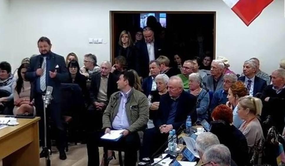 Film do artykułu: Ważne zmiany w Połańcu? Jest wniosek o odwołanie Przewodniczącej Rady Miejskiej