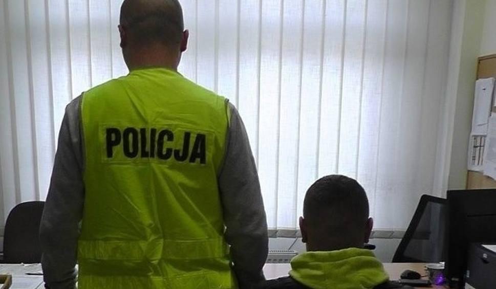Film do artykułu: Zatrzymali podejrzanych o to, że okradli kolędników w Ujeździe