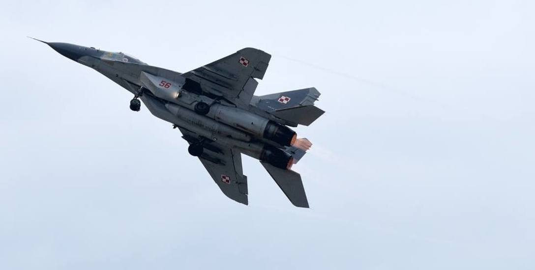 Nie wiadomo, kiedy myśliwce z Malborka znowu będą latać