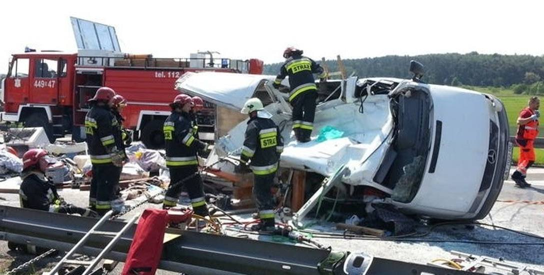 W ciągu ostatnich lat wypadek ukraińskiego busa był najtragiczniejszym zdarzeniem na opolskim odcinku autostrady A4. Zginęło wówczas 7 osób.