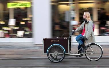 Czy rowery towarowe zyskają popularność w polskich miastach?