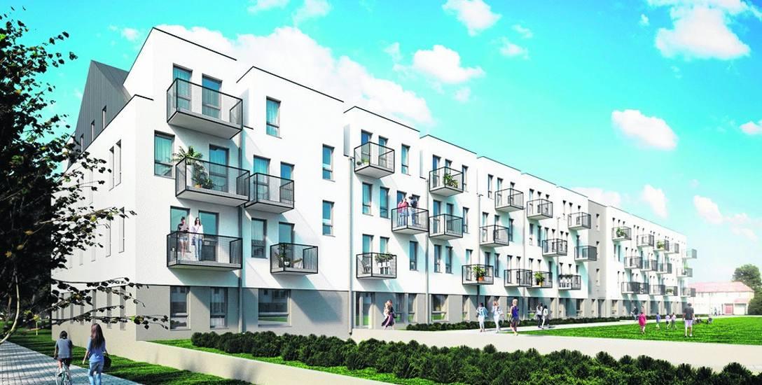 Urząd Miejski w Stargardzie pokazał wizualizację nowego osiedla Centrum. Na parterze budynków wielorodzinnych mają być lokale biurowe i usługowe. Wyżej