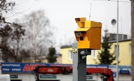 Nowy fotoradar w Grójcu. Urządzenie stanie przy ulicy Mogielnickiej 32 [MAPA]
