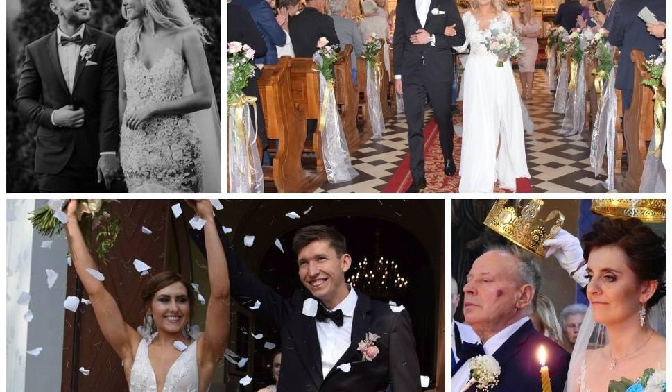 Film do artykułu: Śluby znanych Podlasian 2020. Celebryci, politycy, sportowcy, dziennikarze. Nowe podlaskie pary na ślubnym kobiercu  [8.07.2020]