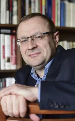 Prof. Antoni Dudek, historyk
