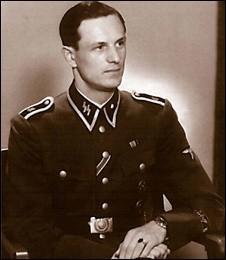 Był ochroniarzem Adolfa Hitlera