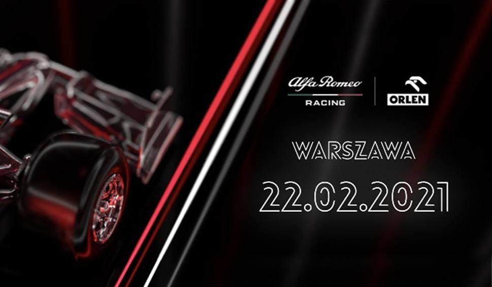 Film do artykułu: Prezentacja nowego bolidu Formuły 1 w Warszawie! Przyjedzie Kubica i Räikkönen