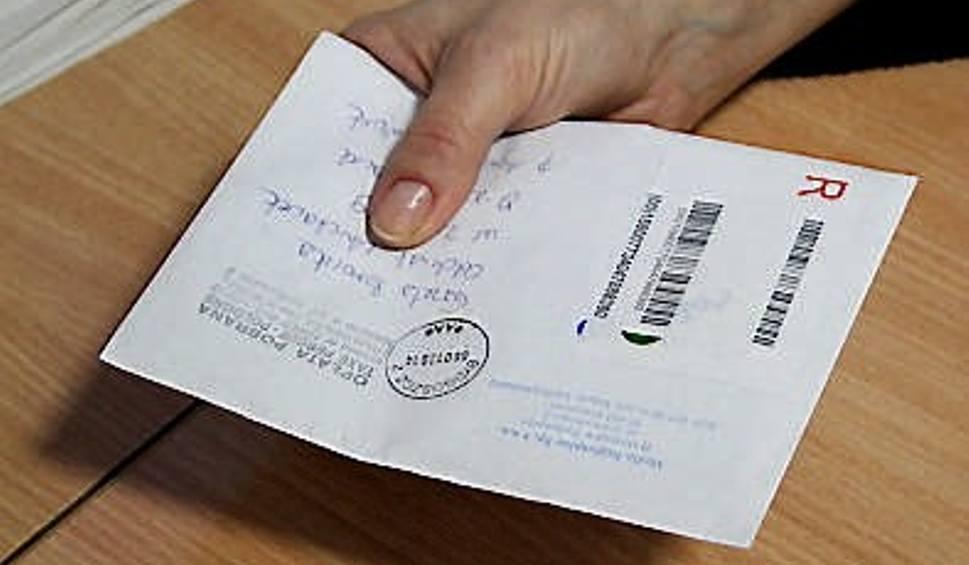 Film do artykułu: W lesie w Michelinie ktoś porzucił przesyłki
