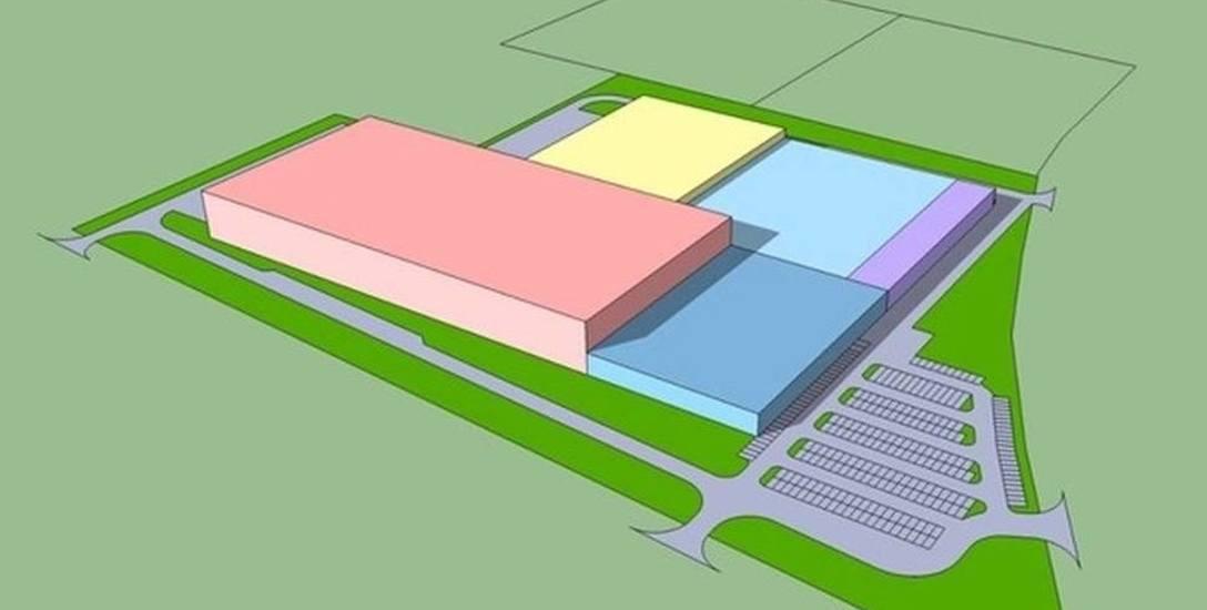 W Grudziądzu ruszyła budowa fabryki mebli. Kadrę już kompletują
