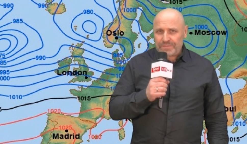 Film do artykułu: Prognoza pogody. Wróciła wilgotna i pochmurna wiosna