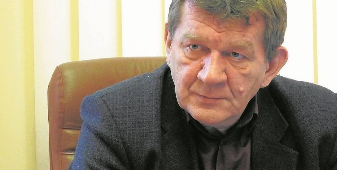 Sławomir Grygoruk w MPEC pracuje od 1992 roku. - Szukali na mnie haka już od dłuższego czasu. Bo broniłem pracowników! - mówi.