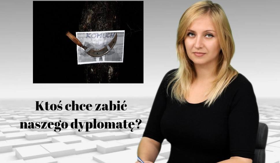Film do artykułu: WIADOMOŚCI ECHA DNIA. Ktoś chce zabić naszego dyplomatę?