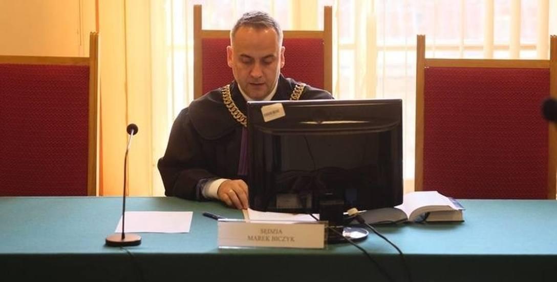 Sędzia Marek Biczyk