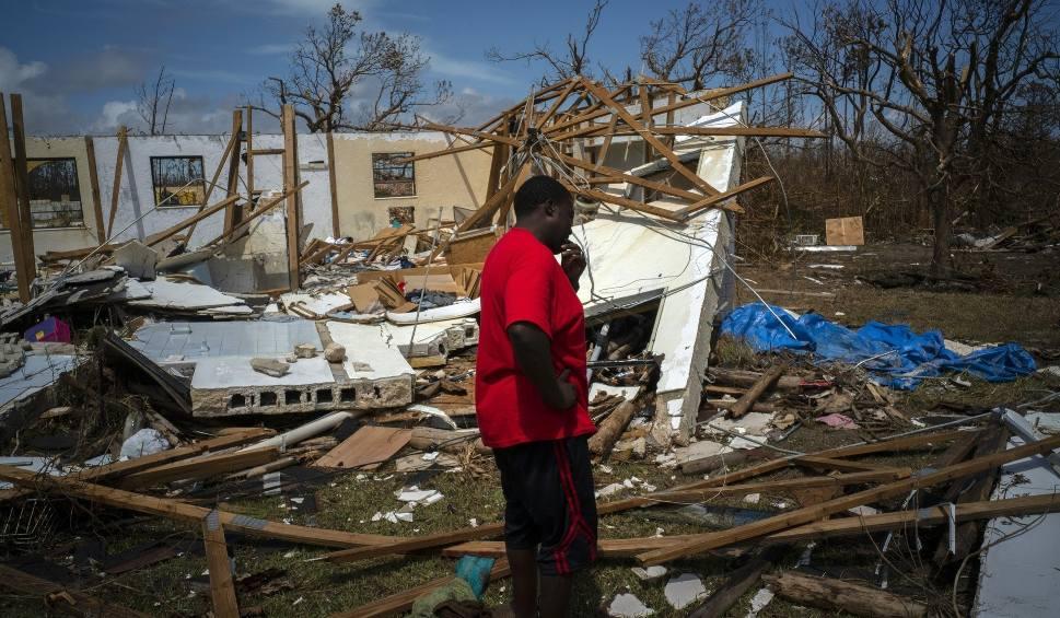 Film do artykułu: Huragan Dorian 2019: Trauma po przejściu żywiołu. Wstrząsające relacje z Bahamów [ZDJĘCIA] [WIDEO] [MAPA]