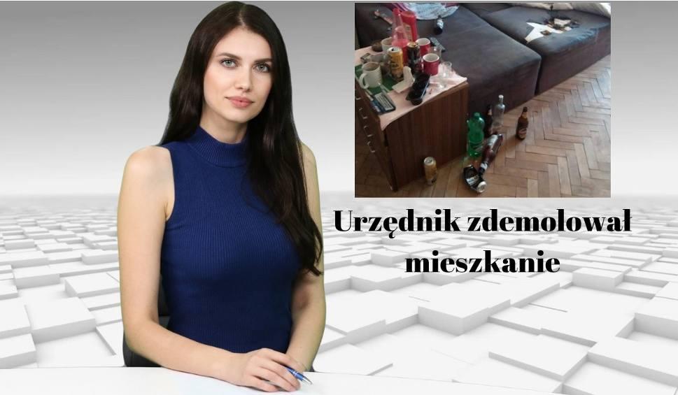 Film do artykułu: Demolka w mieszkaniu. To robota urzędnika. WIADOMOŚCI