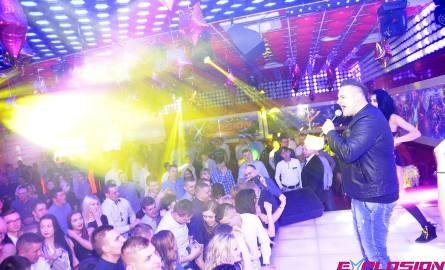 Sylwester 2016 w klubie Explosion w Radomiu.